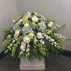 Monet Full Casket Spray (shown at $350.00)